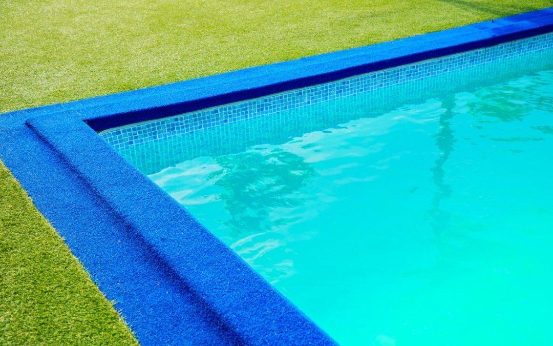poools artificial grass