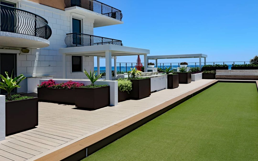 Exciting Outdoor Deck Ideas Using Artificial Turf in Vacaville